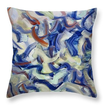 The Elements, Repose Throw Pillow