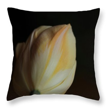 Throw Pillow featuring the photograph The Empress  by Connie Handscomb