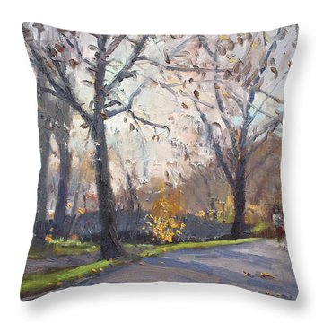 Three Sisters Throw Pillows