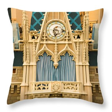 The Entry Throw Pillow