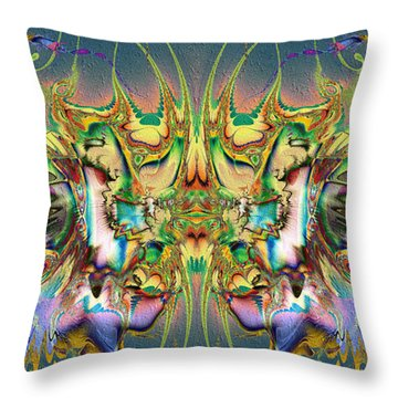 The Event Throw Pillow