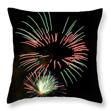 The Eyes Have It Throw Pillow by David Patterson
