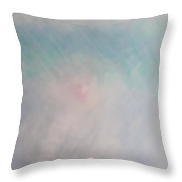 The Fable Of The Cave Throw Pillow