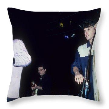 The Fabulous Thunderbirds Throw Pillow