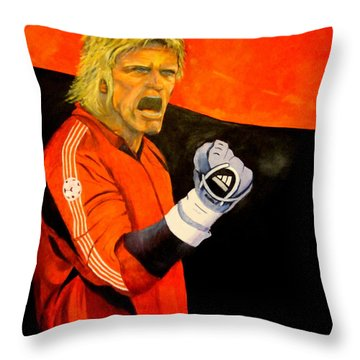 The Fighter - 145x110 Cm Throw Pillow