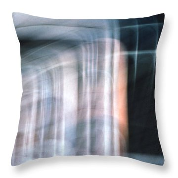 The Force Of An Idea Throw Pillow