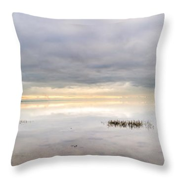 The Forever Dawn Throw Pillow