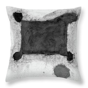 The Form Follows The Function  Throw Pillow