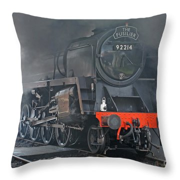 The Fusilier Throw Pillow