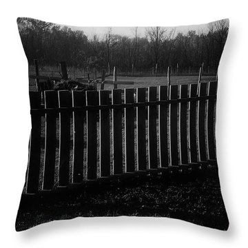 The Gardengate Throw Pillow by Mimulux patricia no No