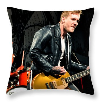 The Gaslight Anthem Throw Pillow