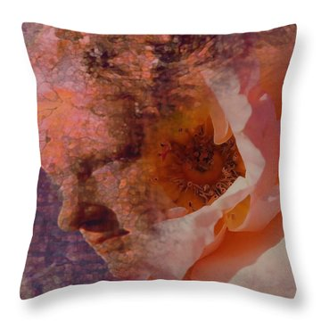 The Gift Of Hearing Throw Pillow