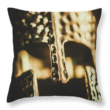 Ancient Greek Throw Pillows