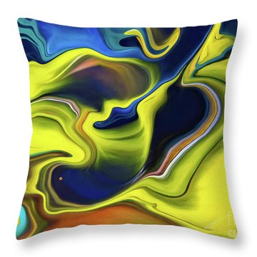 The Glory Throw Pillow