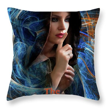 The Goddess Project Throw Pillow