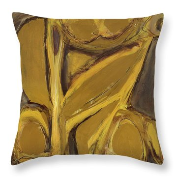 The Good Seed Throw Pillow