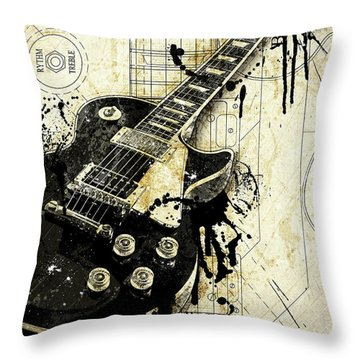 The Granddaddy Throw Pillow