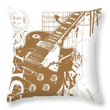 The Granddaddy V2 Throw Pillow by Gary Bodnar