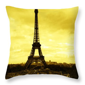 The Great Icon Throw Pillow
