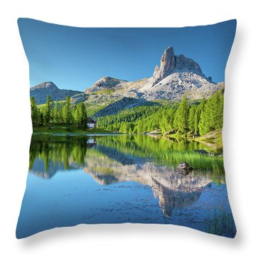 The Great Northwest Throw Pillow