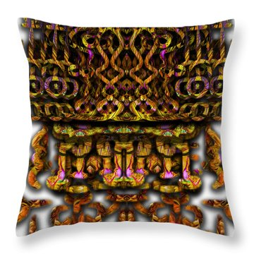 The Great Pretender Throw Pillow