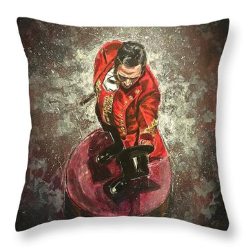 The Greatest Showman Throw Pillow