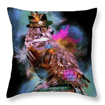 The Greatest Showman Throw Pillow