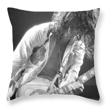 The Greatest Slinger Throw Pillow