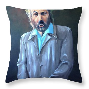 The Gunther Throw Pillow