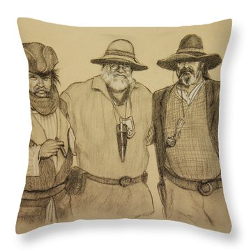 The Halloweeners Throw Pillow
