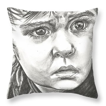 The Happening Throw Pillow