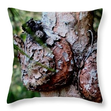The Hatchlings Throw Pillow