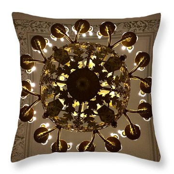The Hermitage 1  Throw Pillow