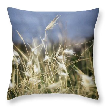 The Highest One Throw Pillow by Stephan Grixti