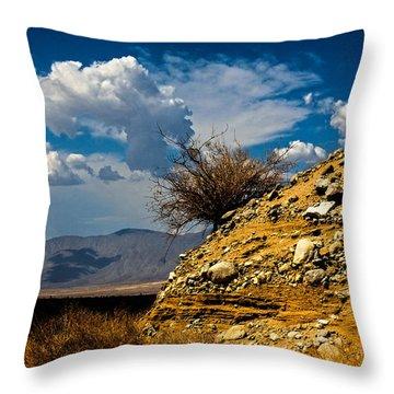 The Hilltop Throw Pillow