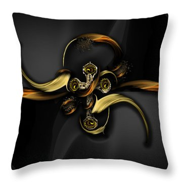 The Humble Grace Throw Pillow