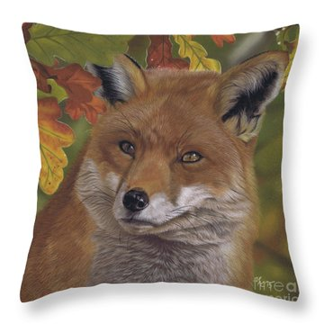The Hunt For Red October Throw Pillow