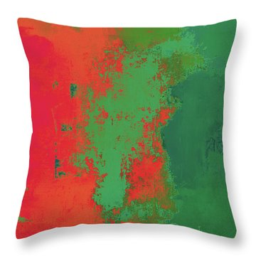 The Hustle IIi Throw Pillow