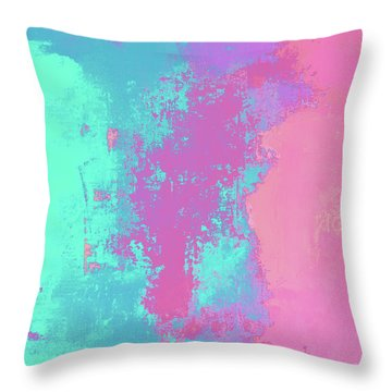 The Hustle Iv Throw Pillow