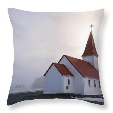 The Infinite Shining Heavens Throw Pillow