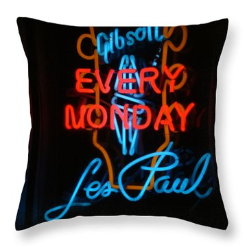 Throw Pillow featuring the photograph The Iridum by RC DeWinter