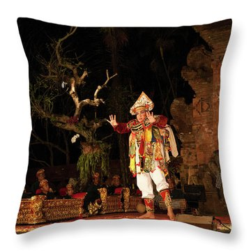 The Island Of God #2 Throw Pillow