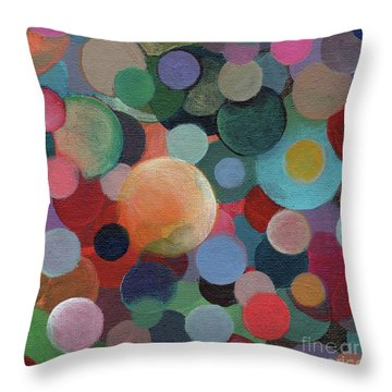 The Joy Of Design X L Throw Pillow