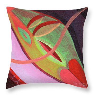 The Joy Of Design X L I I Throw Pillow