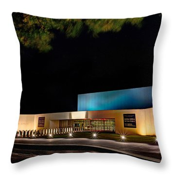 The Kennedy Institute 002 Throw Pillow