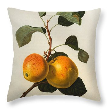The Kerry Pippin Throw Pillow by William Hooker