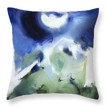The Keys Of Life - Desire Throw Pillow