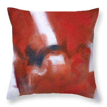 The Keys Of Life - Determination Throw Pillow