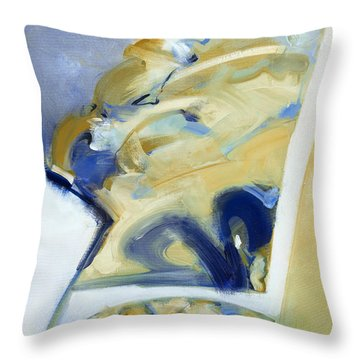 The Keys Of Life - Effort Throw Pillow