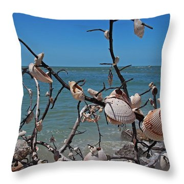 Throw Pillow featuring the photograph The Kindness by Michiale Schneider